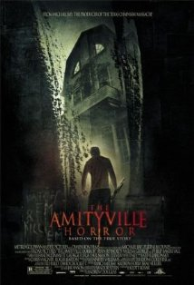 The Amityville Horror kapak
