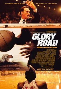 Glory Road kapak