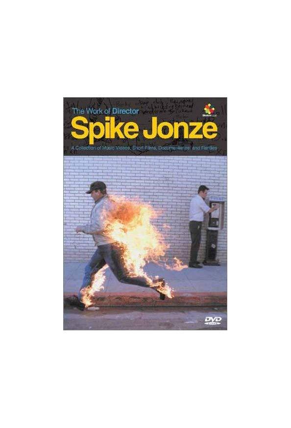 The Work of Director Spike Jonze kapak