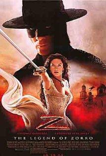 The Legend of Zorro kapak