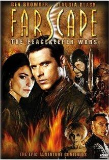 Farscape: The Peacekeeper Wars kapak
