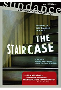 The Staircase kapak
