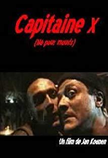 Capitaine X kapak