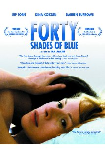 Forty Shades of Blue kapak