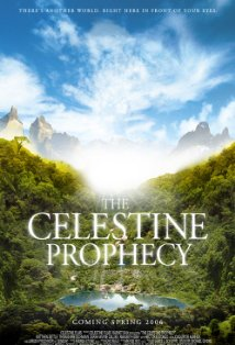 The Celestine Prophecy kapak