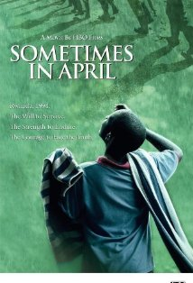 Sometimes in April kapak