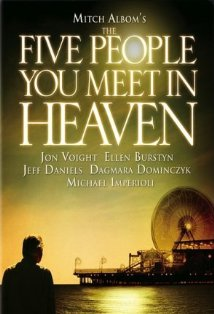 The Five People You Meet in Heaven kapak