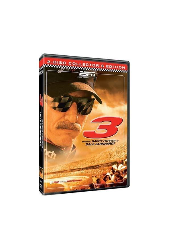 3: The Dale Earnhardt Story kapak