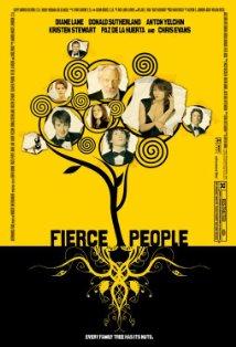 Fierce People kapak