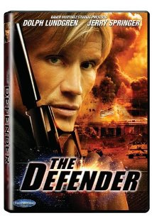 The Defender kapak