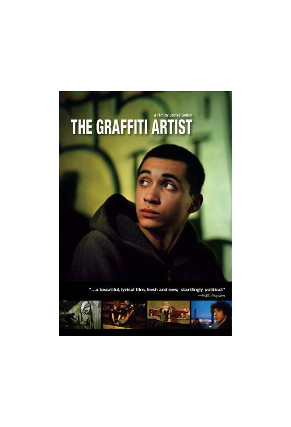 The Graffiti Artist kapak