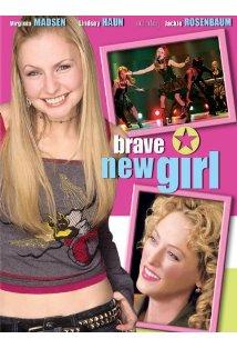 Brave New Girl kapak