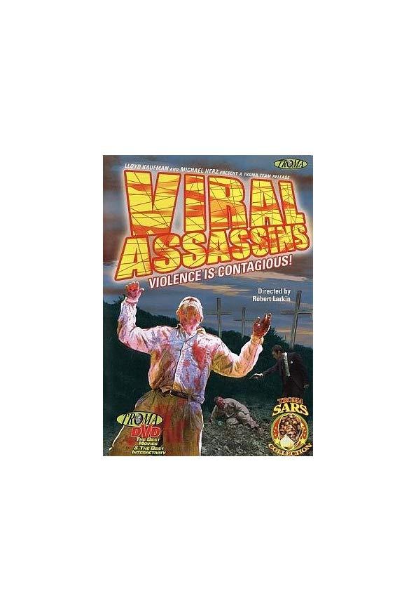 Viral Assassins kapak