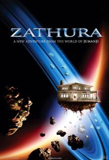 Zathura: A Space Adventure kapak