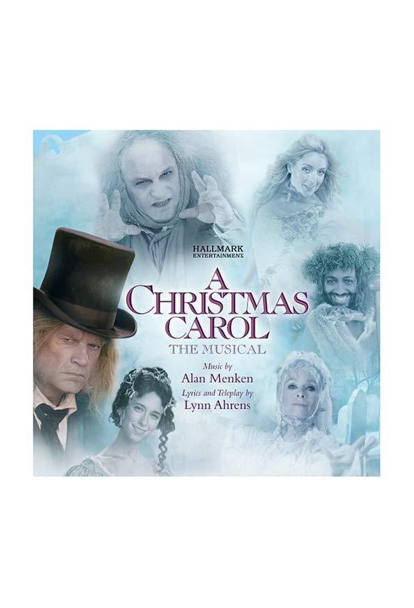 A Christmas Carol: The Musical kapak