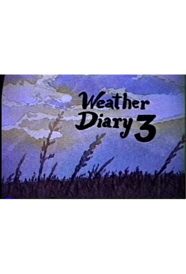 Weather Diary 3 kapak