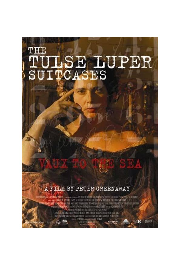 The Tulse Luper Suitcases, Part 2: Vaux to the Sea kapak