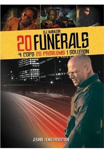 20 Funerals kapak