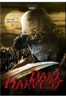 Dark Harvest kapak