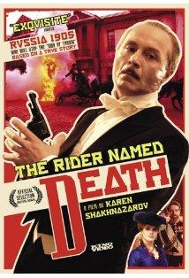 The Rider Named Death kapak