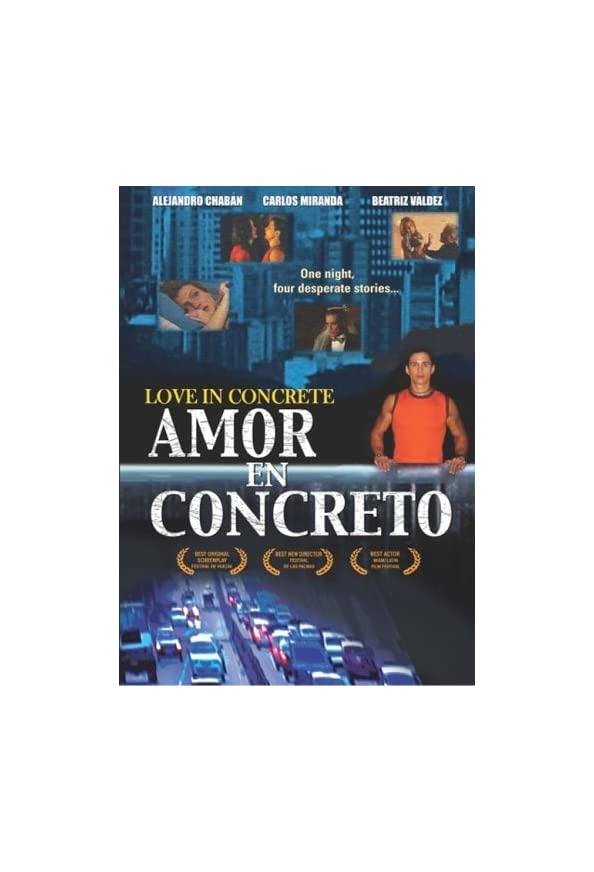Love in Concrete kapak