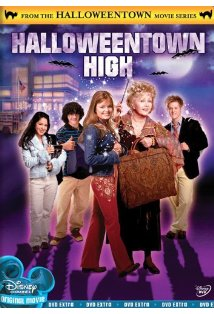 Halloweentown High kapak