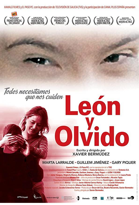 León and Olvido kapak