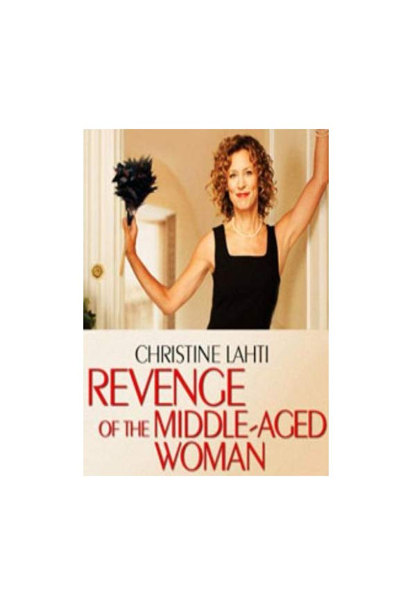 Revenge of the Middle-Aged Woman kapak