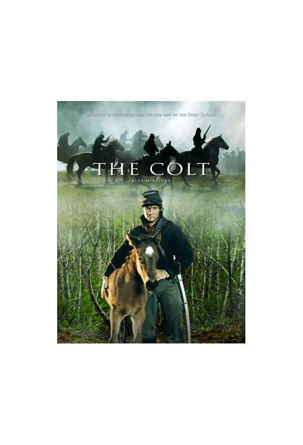 The Colt kapak