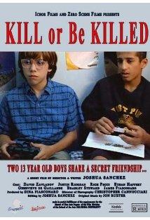 Kill or Be Killed kapak