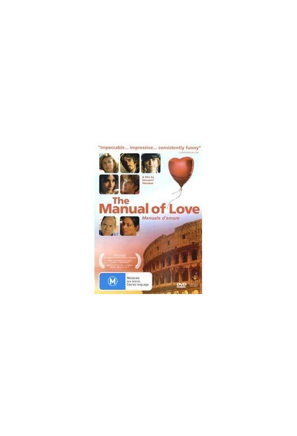 Manuale d'amore kapak
