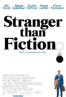 Stranger Than Fiction kapak