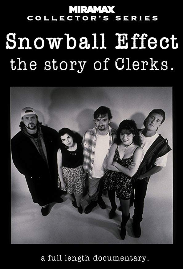 Snowball Effect. The Story of Clerks kapak
