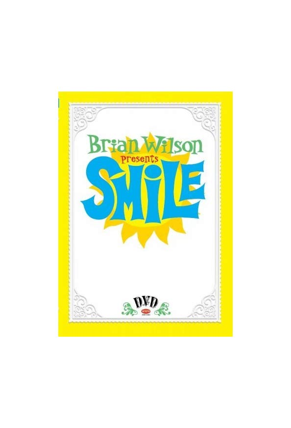 Beautiful Dreamer: Brian Wilson and the Story of 'Smile' kapak