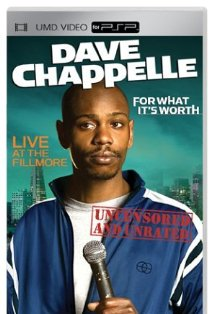 Dave Chappelle: For What It's Worth kapak