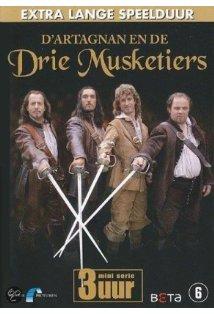 D'Artagnan et les trois mousquetaires kapak