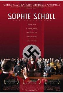 Sophie Scholl - Die letzten Tage kapak