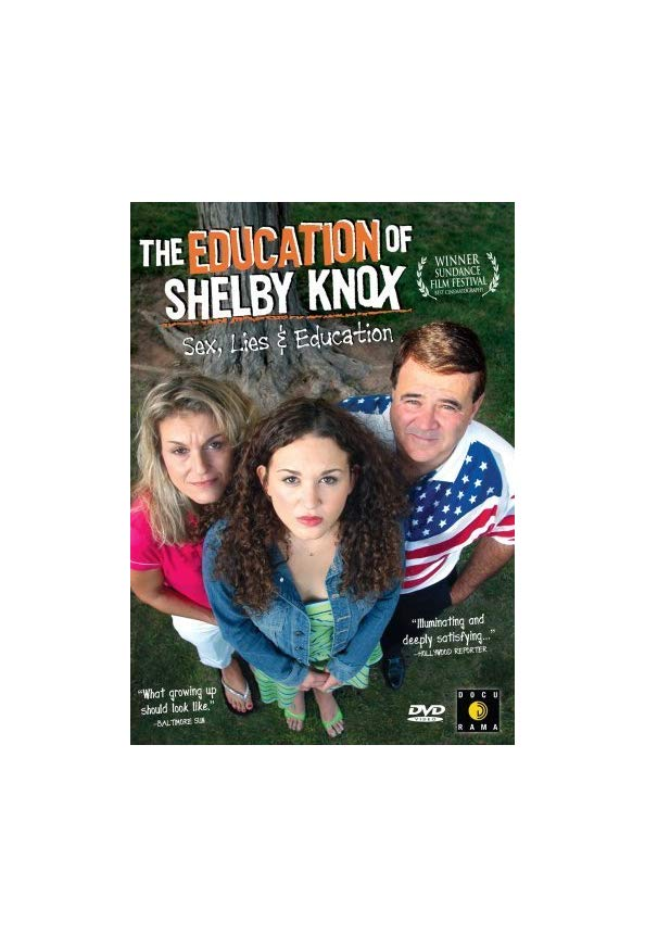 The Education of Shelby Knox kapak