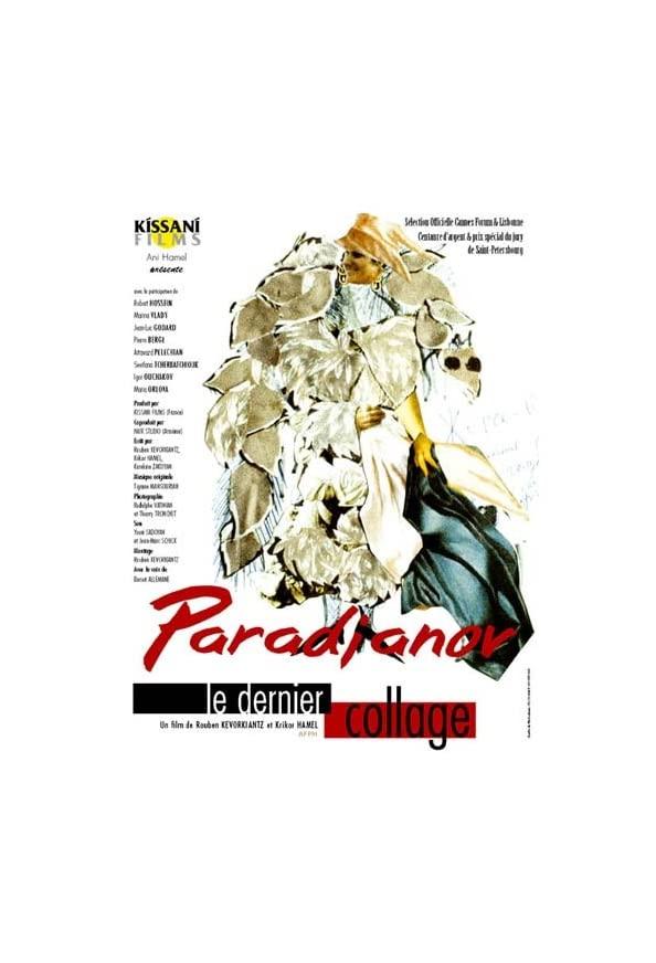 Parajanov. The Last Collage kapak
