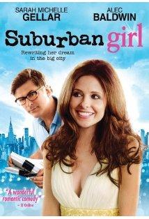 Suburban Girl kapak