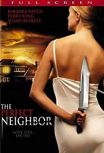 The Perfect Neighbor kapak