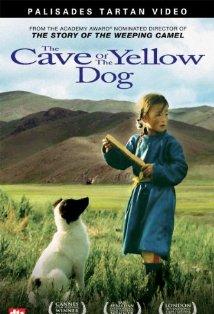 Die Höhle des gelben Hundes kapak