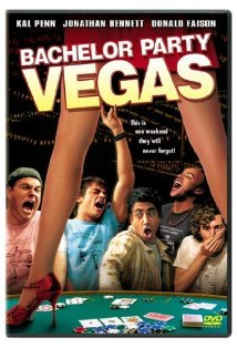 Bachelor Party Vegas kapak