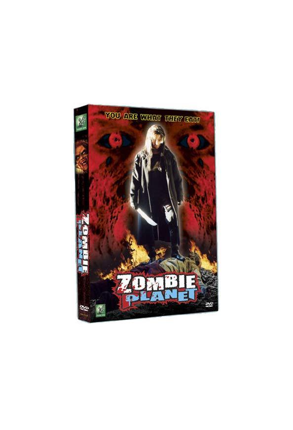Zombie Planet kapak