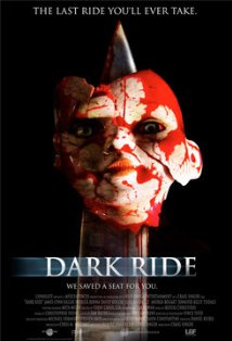 Dark Ride kapak