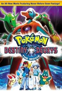 Pokémon the Movie: Destiny Deoxys kapak