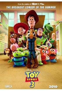 Toy Story 3 kapak
