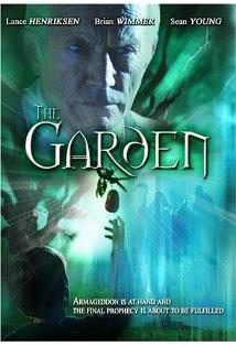 The Garden kapak