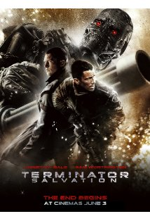 Terminator Salvation kapak