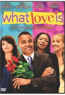What Love Is kapak